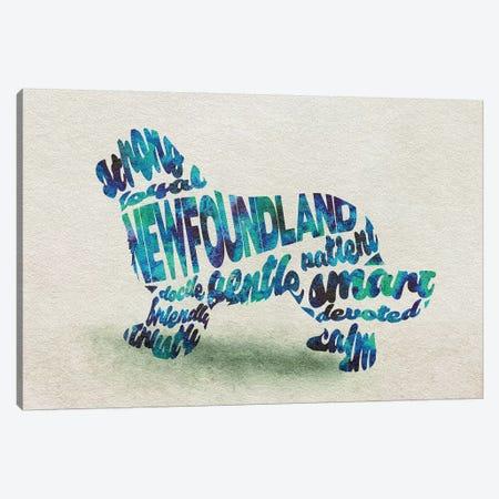 Newfoundland 3-Piece Canvas #ADA39} by Ayse Deniz Akerman Canvas Art