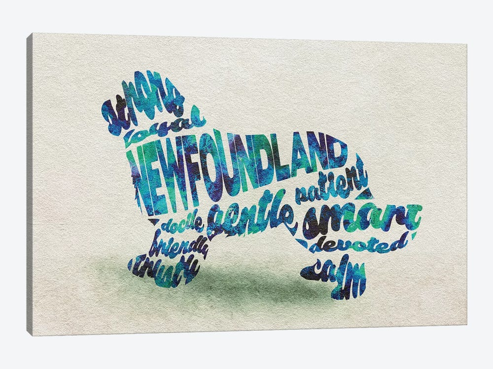 Newfoundland by Ayse Deniz Akerman 1-piece Art Print