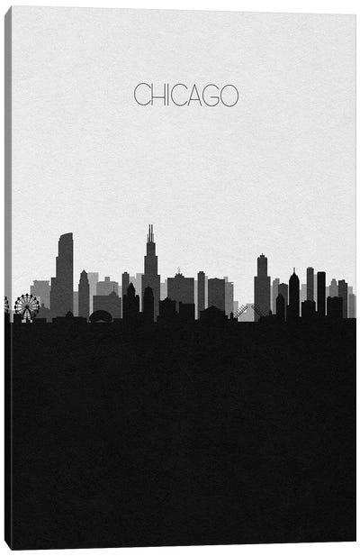 Chicago Skyline Canvas Art Print