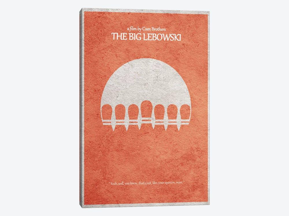 Big Lebowski by Ayse Deniz Akerman 1-piece Art Print
