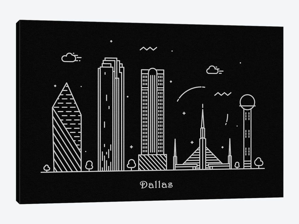 Dallas by Ayse Deniz Akerman 1-piece Art Print