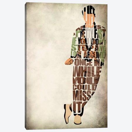 Ferris Bueller Canvas Print #ADA79} by Ayse Deniz Akerman Canvas Wall Art