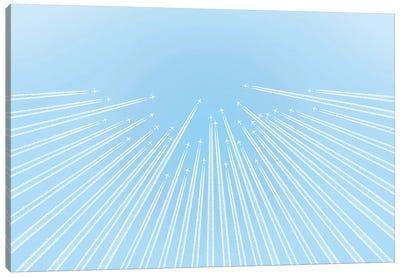 Formation Canvas Art Print