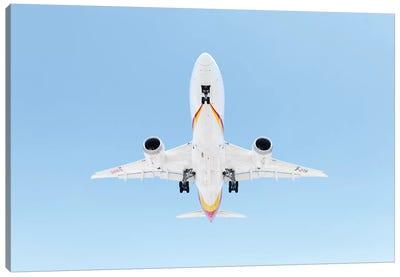 Aviation Hainan 787 Canvas Art Print