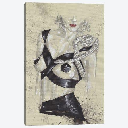 Devil Bondage Canvas Print #ADC33} by Adam Michaels Canvas Wall Art