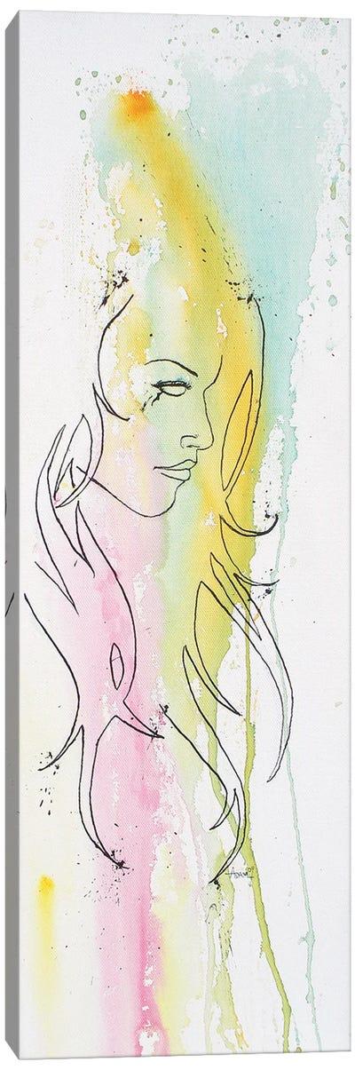 Flavor Copy Canvas Art Print