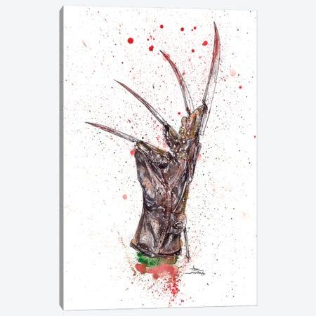 Freddy Glove Canvas Print #ADC46} by Adam Michaels Canvas Wall Art