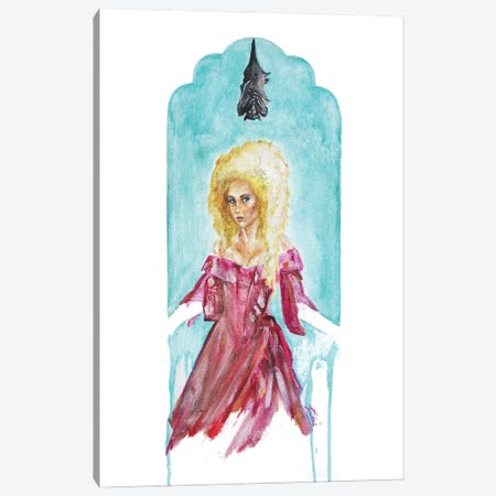 Hands Of Light Witch Bat Canvas Print #ADC55} by Adam Michaels Canvas Print