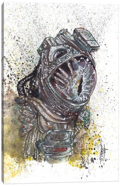 Alien Facehugger Canvas Art Print
