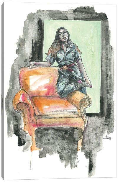 Katrina I Canvas Art Print