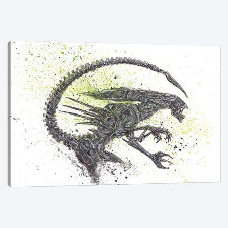 Alien Queen Canvas Print #ADC9} by Adam Michaels Canvas Art Print