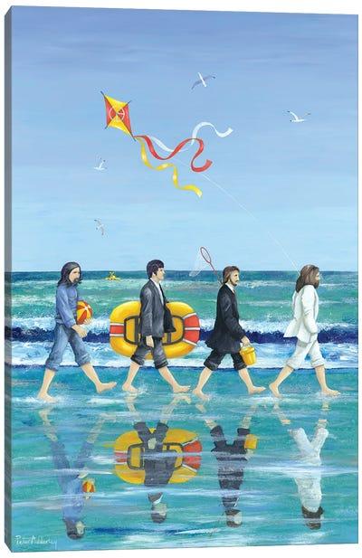 Day Tripper Canvas Art Print