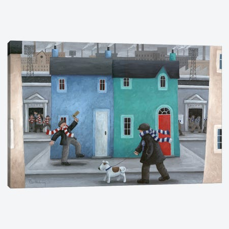 You Win Some You Lose Some Canvas Print #ADD76} by Peter Adderley Canvas Artwork