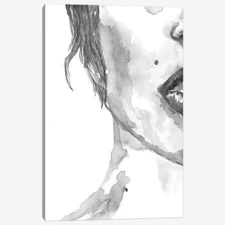 Female Canvas Print #ADE16} by ANDA Design Canvas Print