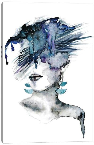 Self Canvas Art Print