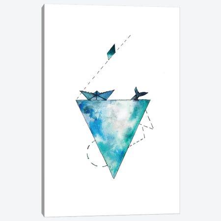 Boat Canvas Print #ADE4} by ANDA Design Canvas Art