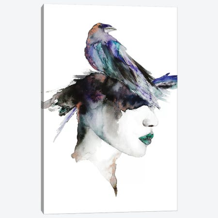 Spirit Canvas Print #ADE50} by ANDA Design Canvas Wall Art