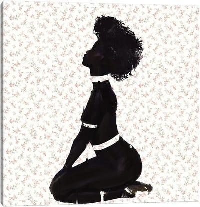 Kneel Canvas Art Print