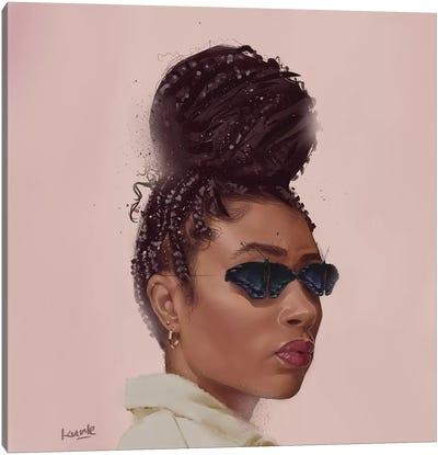 Lemmon Canvas Art Print