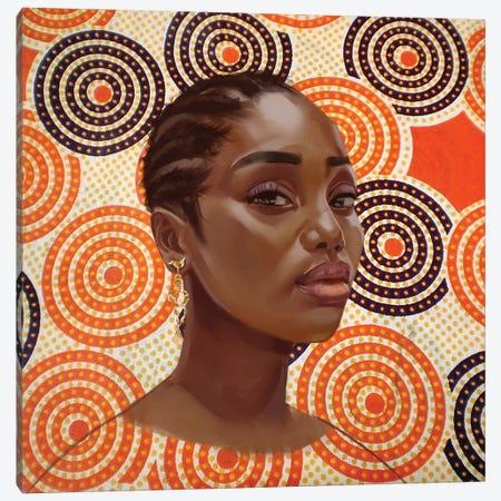 Wheel Canvas Print #ADK36} by Adekunle Adeleke Art Print