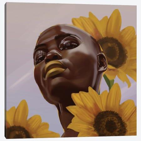 Goldie II Canvas Print #ADK37} by Adekunle Adeleke Art Print