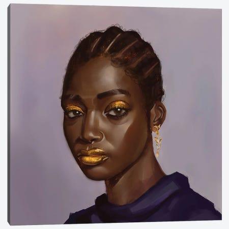 Illusion Canvas Print #ADK38} by Adekunle Adeleke Canvas Artwork