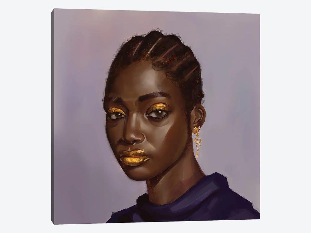 Illusion by Adekunle Adeleke 1-piece Canvas Artwork