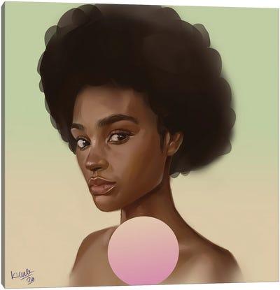 Envy Canvas Art Print