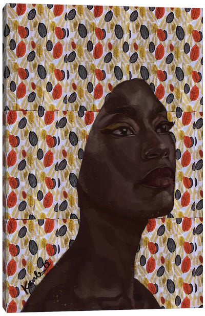 Elegance Canvas Art Print