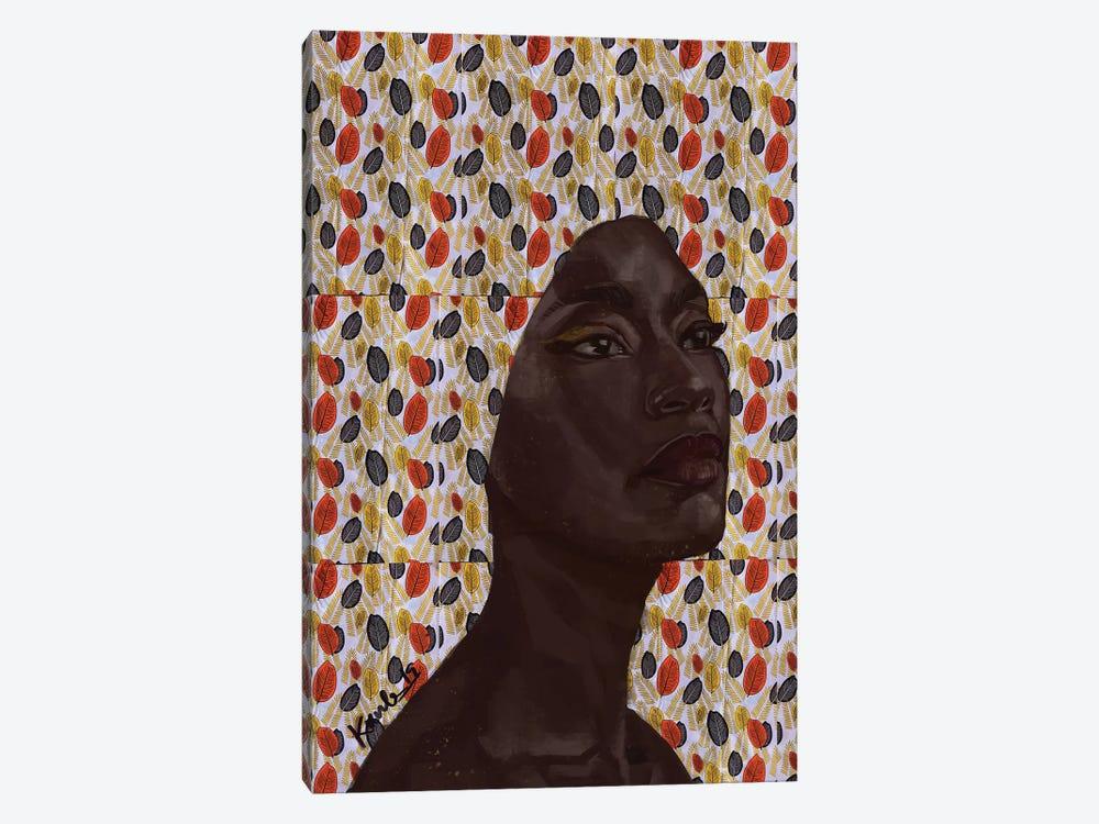 Elegance by Adekunle Adeleke 1-piece Canvas Wall Art