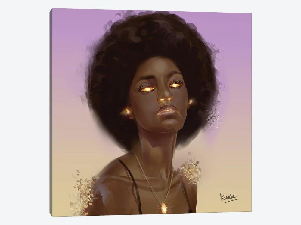 Ember by Adekunle Adeleke 1-piece Art Print