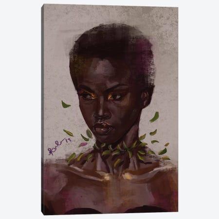 Fall Canvas Print #ADK7} by Adekunle Adeleke Canvas Artwork