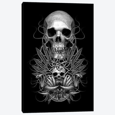 Beast Canvas Print #ADL120} by Adam Lawless Canvas Print