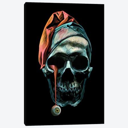 Eyeball Canvas Print #ADL132} by Adam Lawless Canvas Artwork
