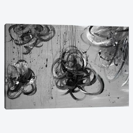 Forms of Gray Canvas Print #ADM1} by Addie Marie Canvas Print