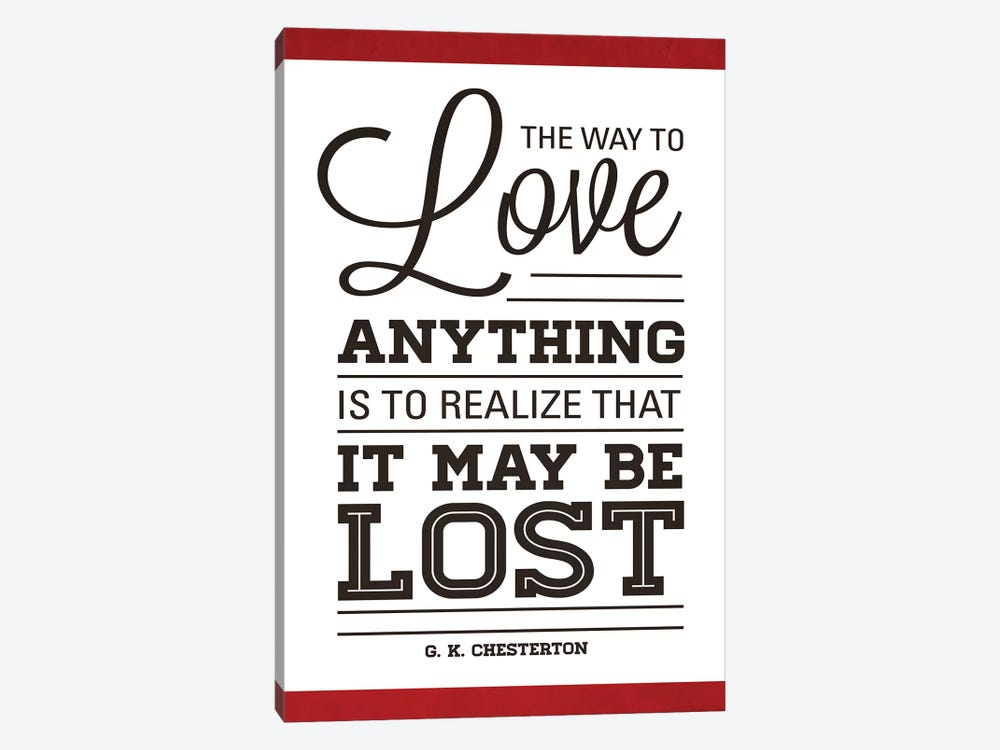To Love II by Addie Marie 1-piece Canvas Wall Art