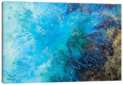 Invitation From Neptune Canvas Art Print