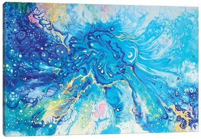 Secret Traces Canvas Art Print