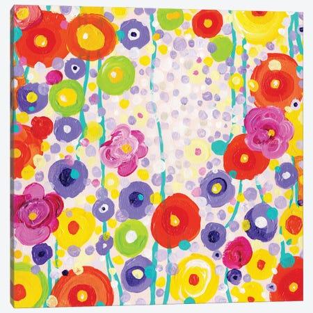 Summer Canvas Print #ADN25} by Alexandra Dobreikin Canvas Print