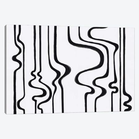 Orderliness Canvas Print #ADN45} by Alexandra Dobreikin Canvas Art Print