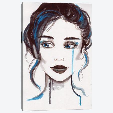 Morning Wishes Canvas Print #ADN49} by Alexandra Dobreikin Canvas Artwork