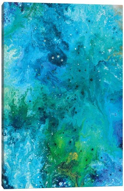Green Symphony Canvas Art Print