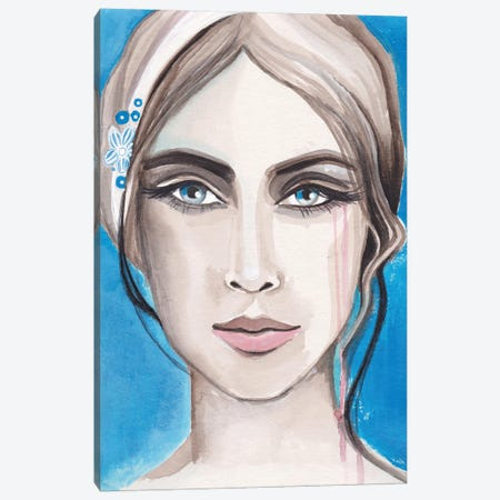 Cold Spring Canvas Print #ADN50} by Alexandra Dobreikin Canvas Print