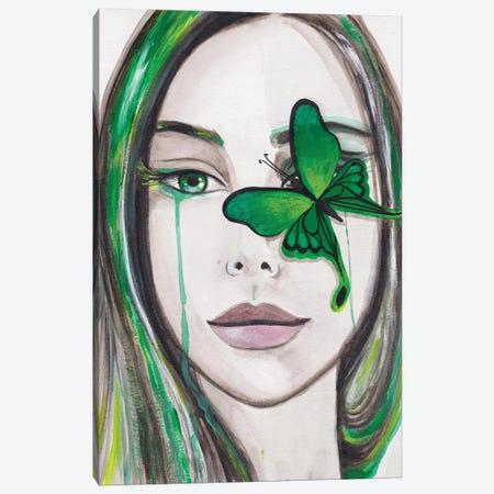 Spring Vibrations Canvas Print #ADN52} by Alexandra Dobreikin Canvas Art Print