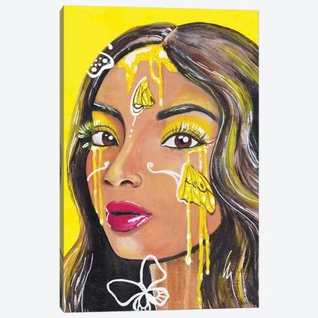 Kiss Of The Sun. Canvas Print #ADN54} by Alexandra Dobreikin Canvas Artwork