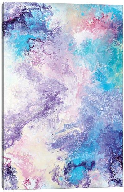 Pink Corals Canvas Art Print