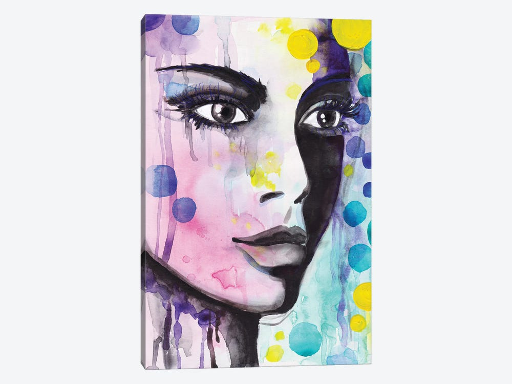 Thousand Thoughts by Alexandra Dobreikin 1-piece Art Print