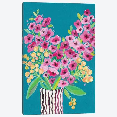 Wholeheartedly Canvas Print #ADN78} by Alexandra Dobreikin Canvas Art Print