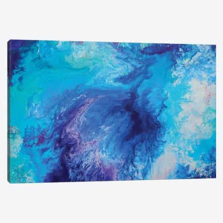 Heart Of The Ocean Canvas Print #ADN7} by Alexandra Dobreikin Canvas Print