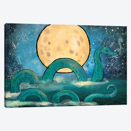Nessy Canvas Print #ADO10} by Andrea Doss Canvas Artwork